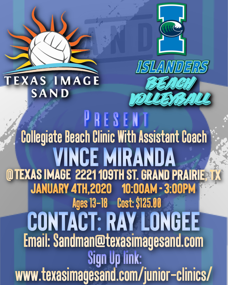 Texas Image Clinic Jan 4th
